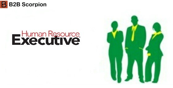 HR Executives Email List
